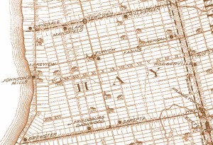 Hay Township Map 1879