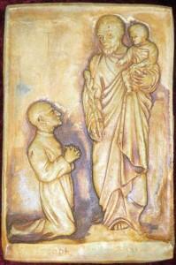 The Plaque: Brother André & St. Joseph Commemorative Plaque