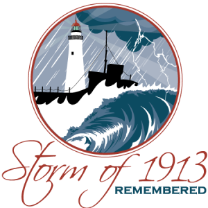 White Hurricane – The Great Storm of 1913   Nov. 6 to 10, 15 & 16, 2013     Hessenland Country Inn