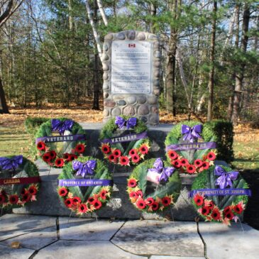 Virtual Remembrance Day Service 2020