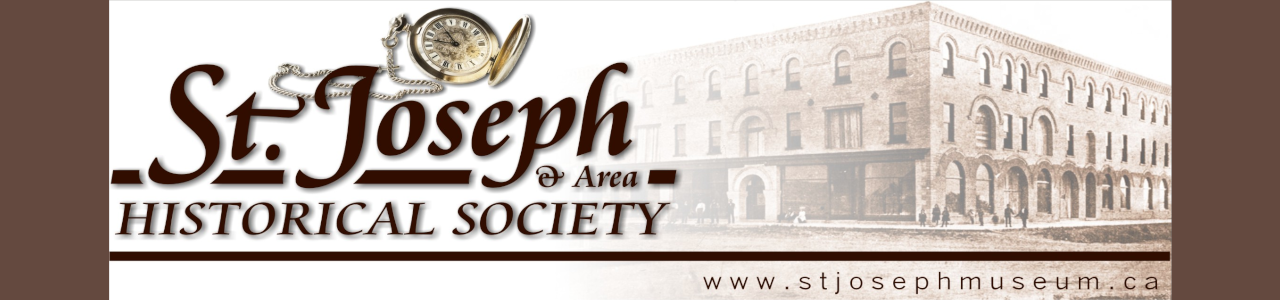 ST. JOSEPH & AREA HISTORICAL SOCIETY